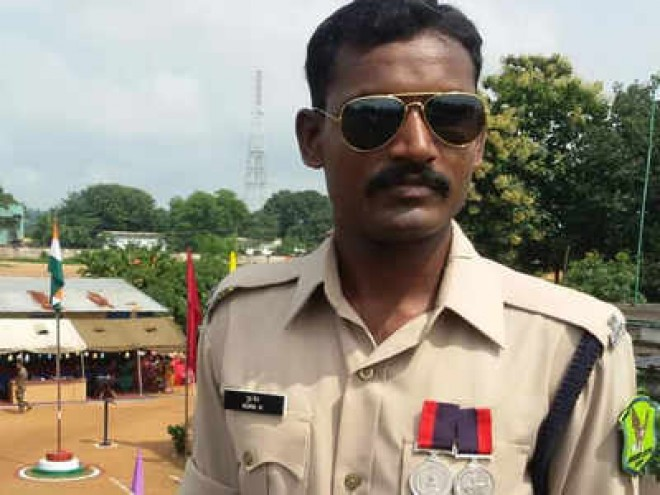 Pulwama attack: H Guru from Mandya killed