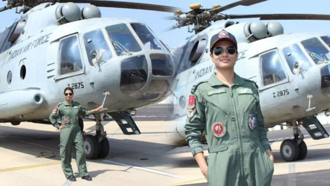 Introducing IAF's first woman flight engineer