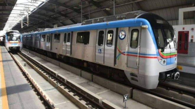 Hitech City-Ameerpet metro route to begin soon