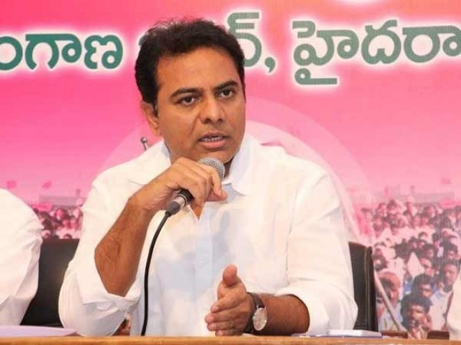 BJP, Congress wont benefit state: KTR
