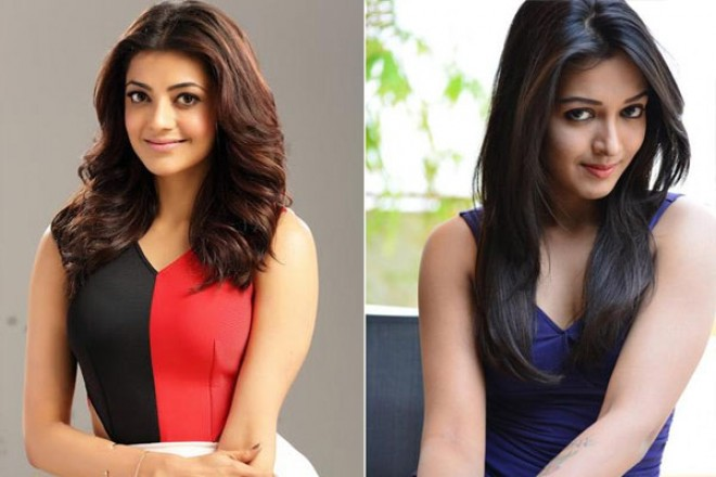 Kajal, Catherine finalized for energetic heros next