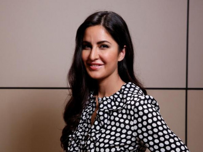 Katrina Kaif announces it is a wrap for shoot of Bharat