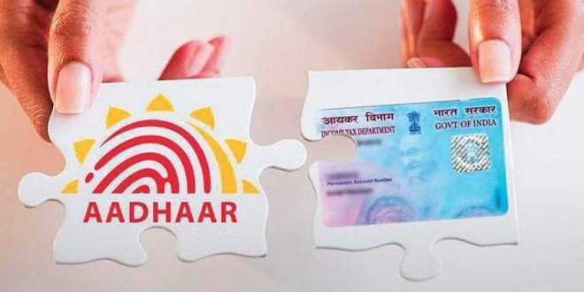 Linking Aadhaar-PAN is mandatory for tax filers; Last date declared