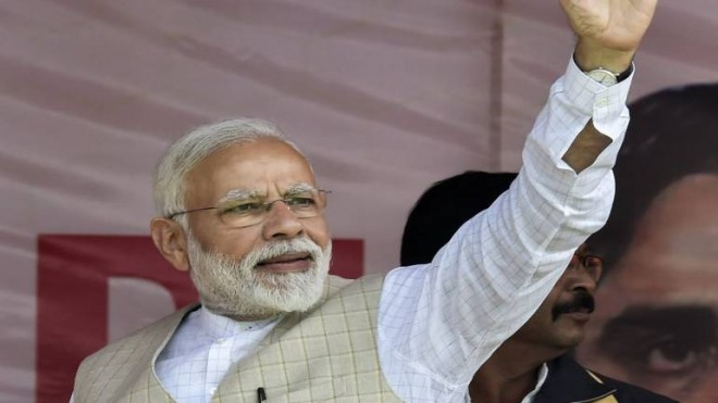 Chennai train station to be renamed after MGR: Modi