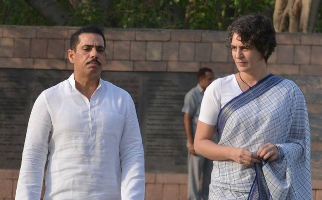 Robert Vadra needs permission to leave country