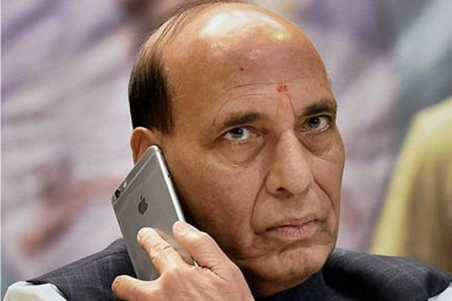 Rajnath Singh reviews security situation in country