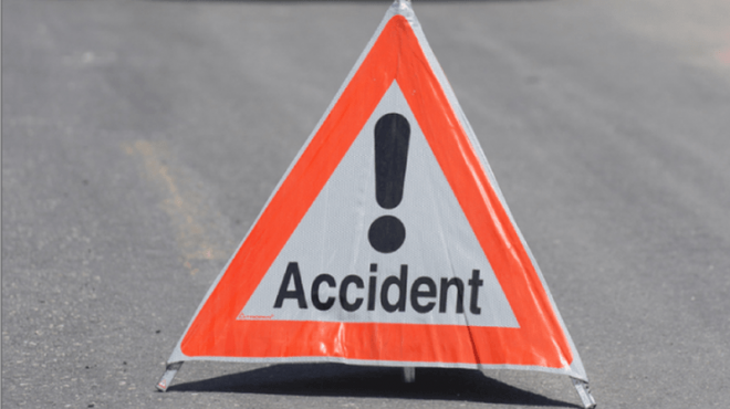 Road accident: 6 policemen, 2 prisoners injured