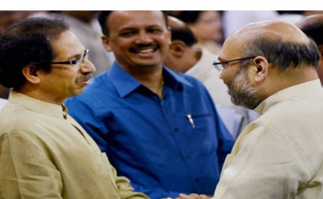 Amit Shah to Meet Uddhav Thackery to Discuss Seat Sharing