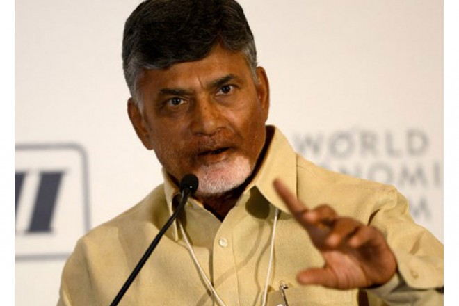 Chandrababu Naidu makes sensational comments about IT raids