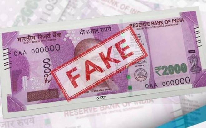 Fake currency notes worth Rs 3.98 lakh seized