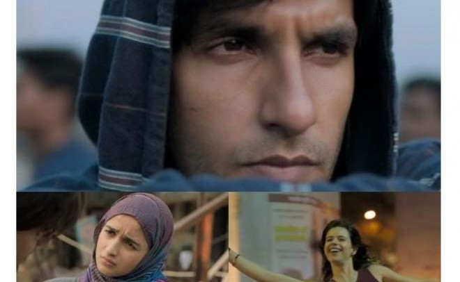 Gully Boy gets Highest opening weekend box office collection of 2019