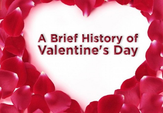 Know the History of Valentine Day