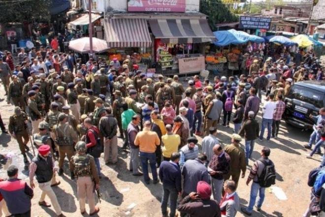 Terrorist who lobbed grenade in Jammu bus stand is a juvenile