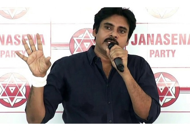 Janasena President Reacts to Jagan Rumours