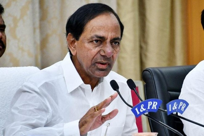 District Collectors shouldnt fix their own priorities: KCR