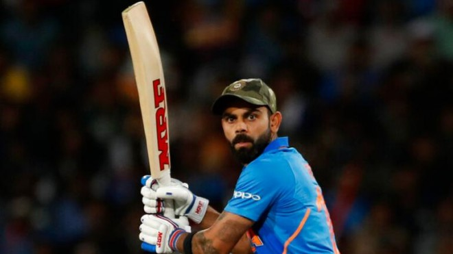 Kohli Spectacular Century goes in vain as bowlers help pull one back for Australia