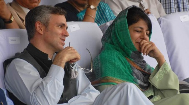 Omar,Mehbooba appeal for calm