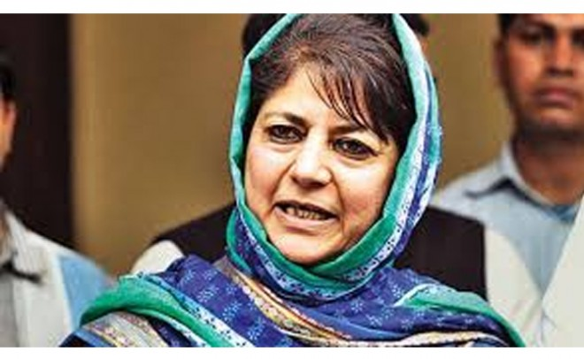Give them the proof and Let see what they do: Mehbooba Mufti