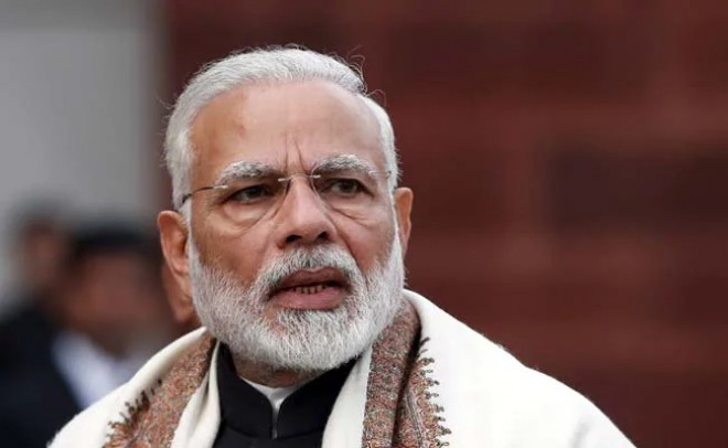 PM Modi:Our fight is against terrorism, not Kashmiris