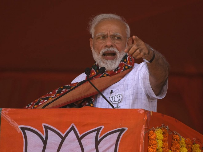 Corruption in new state capital: Modi to AP voters