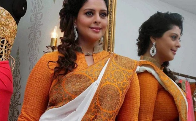 Nagma is back with Bang