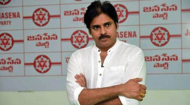 Pawan Kalyan gets trolled for nepotism
