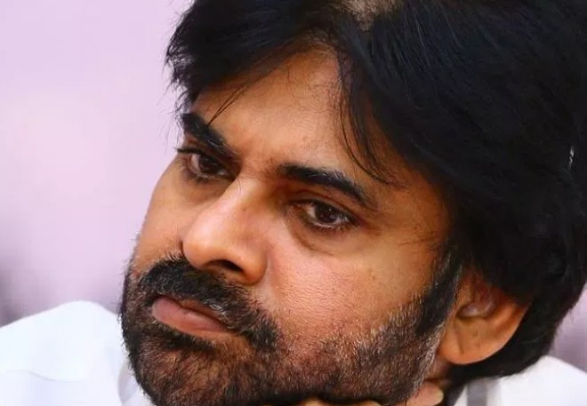 Pawan Kalyan following Jaleel Khan