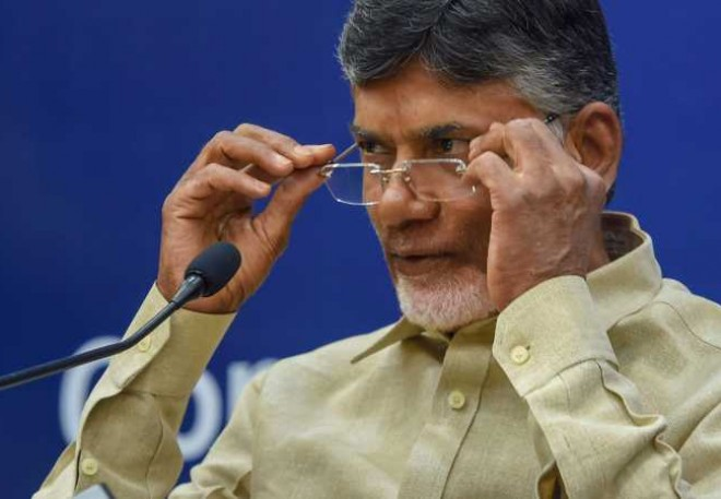 Chandrababu reacts about Pragya Thakurs comment