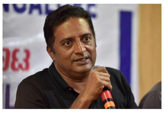 A SOLID SLAP on my face: Prakash Raj