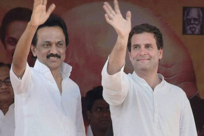 Congress-DMK likely to sign poll pact today