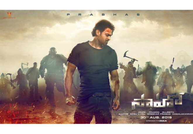 Watch Saaho Trailer here