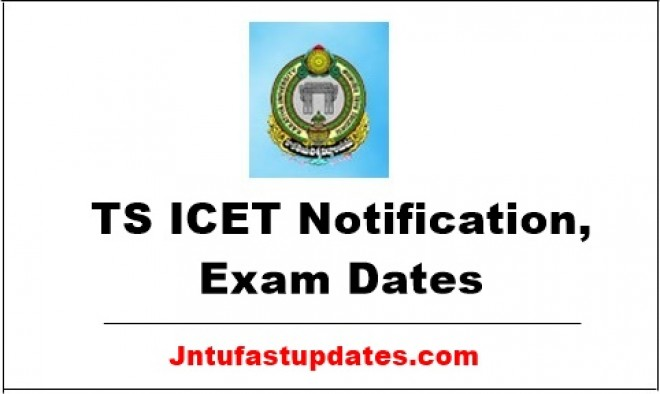 TS ICET 2019 notification to release today