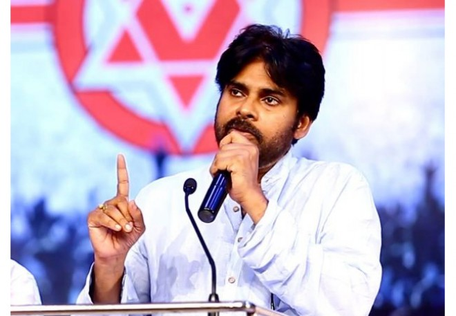 Pawan Pungent comments on Jagan