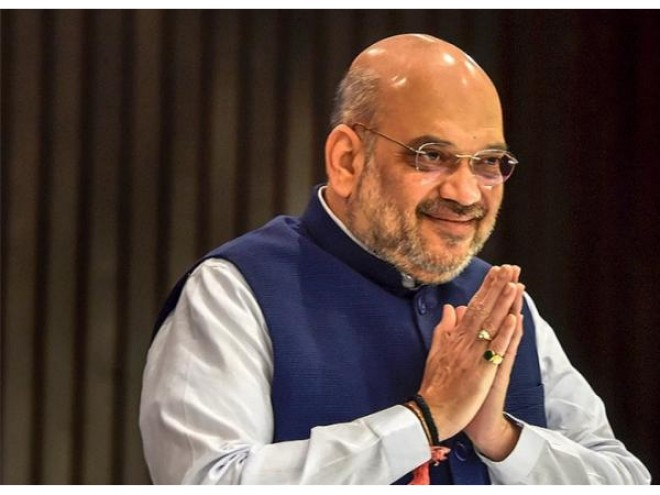 Amit Shah gets Home Minister