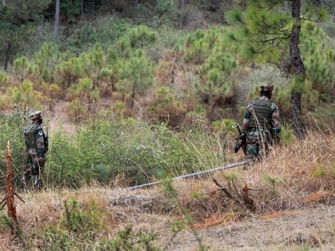 Jaish terrorist from Pak killed in Kupwara encounter