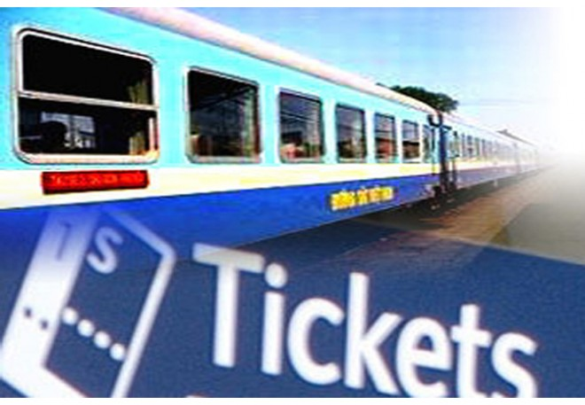 Big relief: Now you can but ticket in trains itself