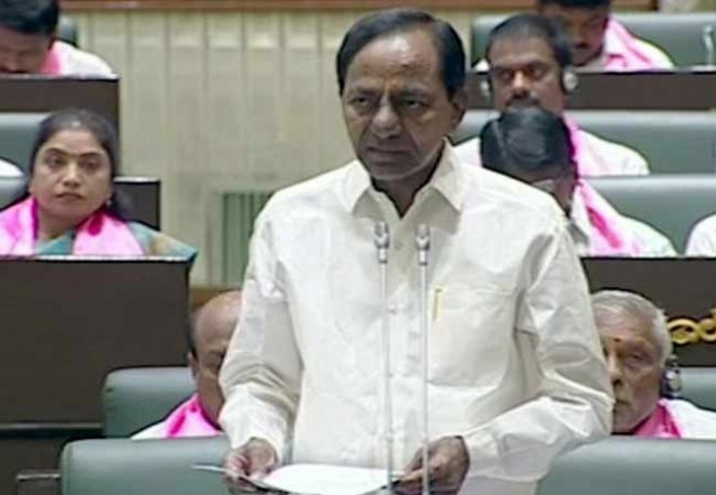 KCR takes another huge decision
