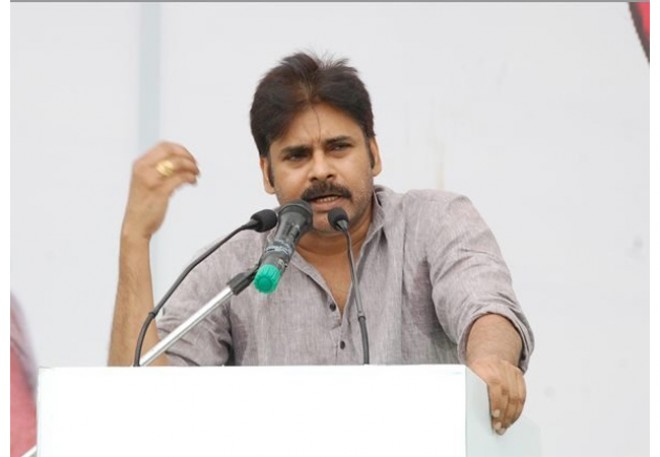 Case filed against Janasena Supremo