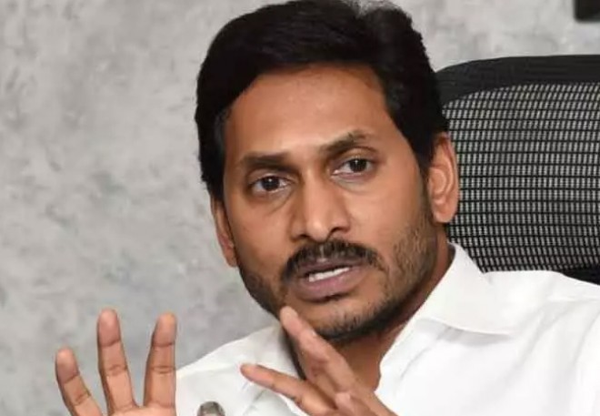 Jagan is more interesting in collecting 'J' tax
