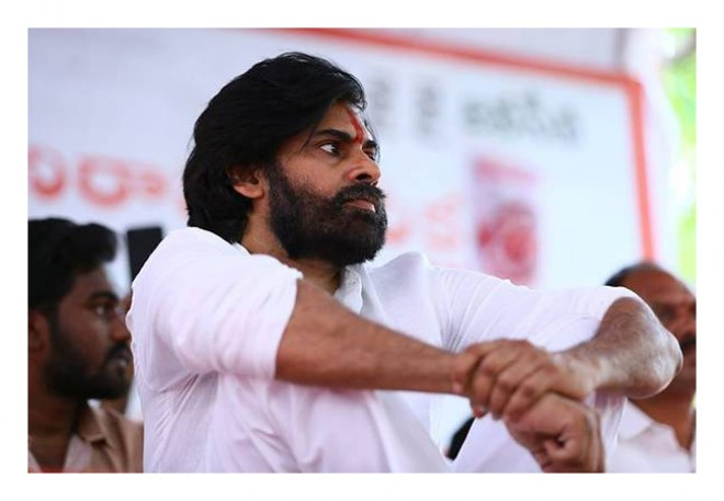 YCP leader pungent comments on PSPK