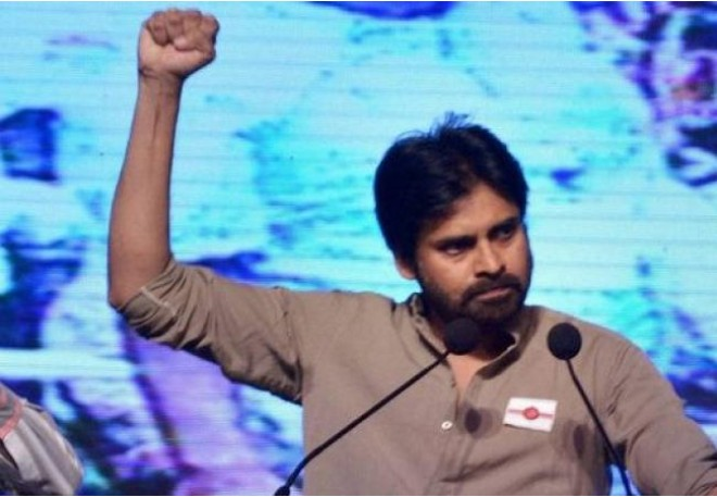 Pawan Kalyan places trust on Nagababu