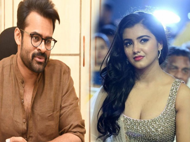 Hot Actress Finalized for Mega Hero