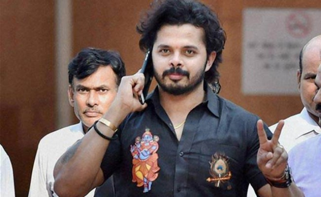 Breaking: SC Cancels Life Ban On S Sreesanth