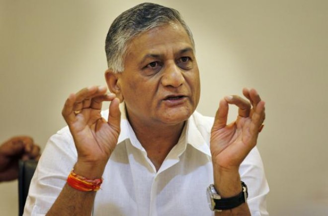 After IAF Chief, Union Minister VK Singh uses 'Mosquito' metaphor for casualties
